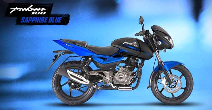 Official: Bajaj Pulsar 180, 200, 220 Now Available in New Colours