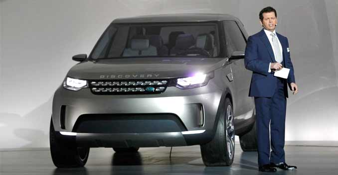 Discovery Vision Concept unveiled