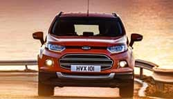 Ford EcoSport Now On Sale in CSD and Central Police Canteens