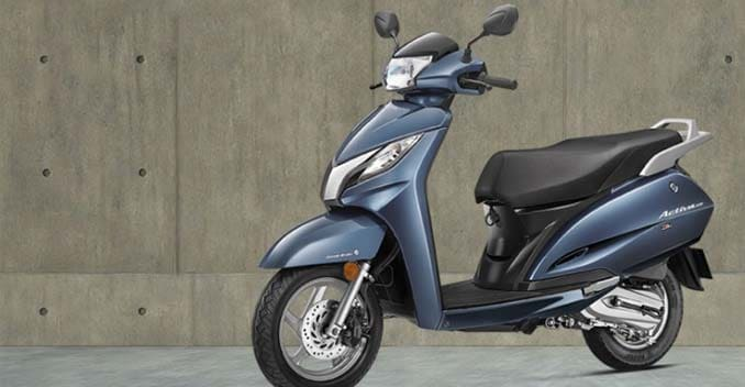 Honda Activa Becomes Only Scooter to Cross 1 Crore Sales Mark in India
