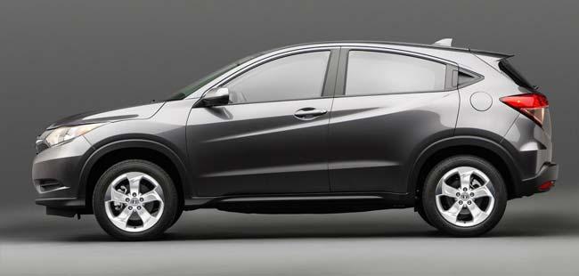 Compact Suv Australia >> Honda's HR-V may rival the Honda City if it comes to India ...