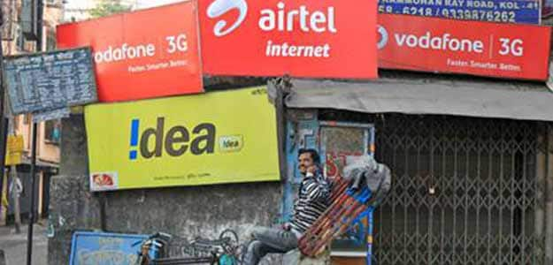Revenue from Telecom Services Rises to Rs 57,378 Crore in Jan-Mar