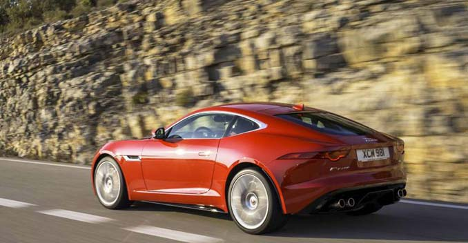 Jaguar F-Type Review