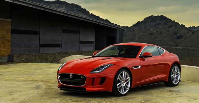 Review: Jaguar F-Type Coupe