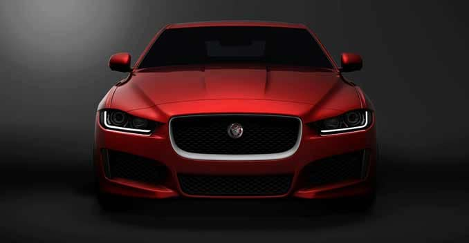 Jaguar XE's Debut in September; To Rival Mercedes C-Class and BMW 3 Series