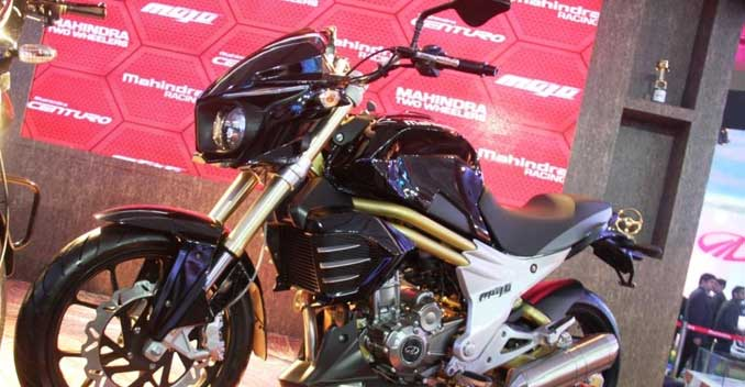 Mahindra Mojo 300 likely to be launched in June