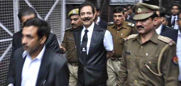 Jailed Sahara Chief Asks to Leave Jail for Aunt's Funeral