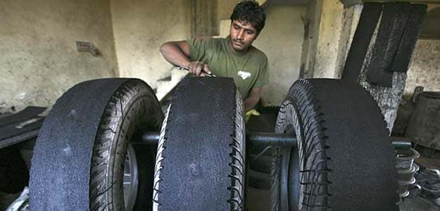 Why Ceat Mrf Apollo Tyres Shares Are On Fire