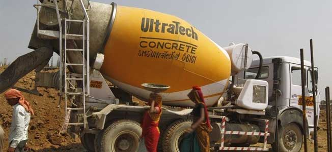 UltraTech Cements Q1 Profit Falls 6% to Rs 591 Cr