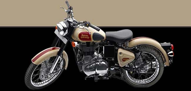 Royal Enfield gets Bolder With a New Logo, Monogram and Crest - NDTV