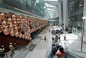 Gold Biscuits Worth Rs 31 Lakh Seized From Airline Staff At Delhi Airport