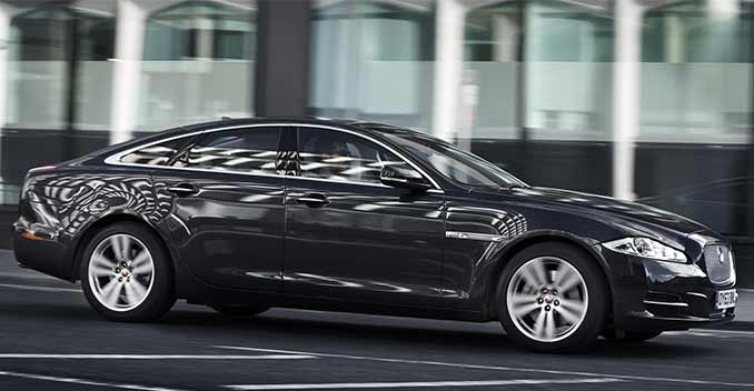 Made In India Jaguar XJ Launched