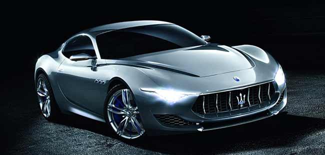 Maserati Confirms Alfieri Concept for Production
