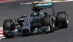 F1: Petronas-Mercedes To Not Part Ways At The End Of 2021 Season