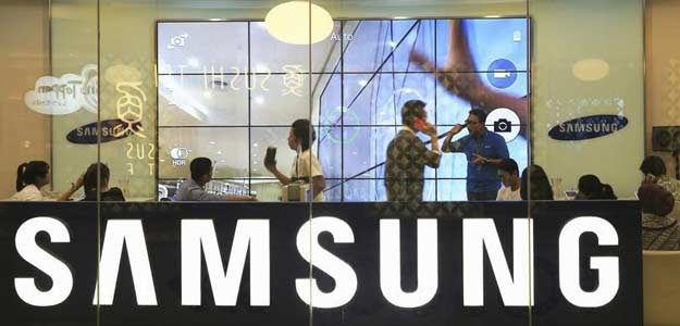 New Samsung Phone Marks Break From Android