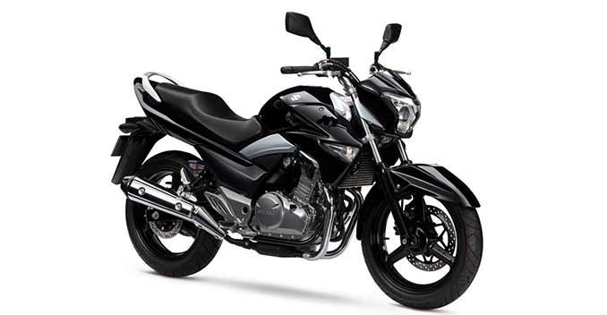 Suzuki Motorcycle Sales Increased 13 Percent in May