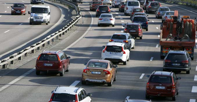 Cars in Europe to Necessarily Have Electronic Stability