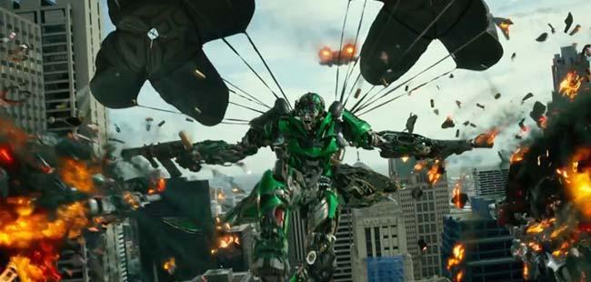 transformers 4 promises action drama and new cars   ndtv carandbike