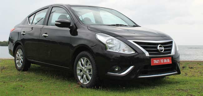 Official - 2014 Nissan Sunny Facelift Launch on July 3