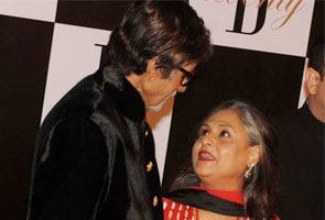 अमिताभ और जया ने मनाई अपनी शादी की 41वीं सालगिरह