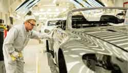 Aston Martin Gearing Up For New Manufacturing Facilities at Gaydon