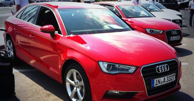 Audi A3 First look review