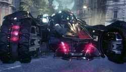 New Batmobile Teased Before the Launch of Batman: Arkham Knight