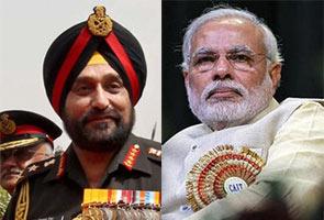 पाकिस्तान की ओर से संघर्षविराम उल्लंघन, सेना प्रमुख ने हालात पर पीएम को ब्रीफ किया