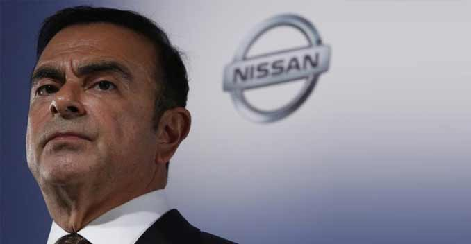 Carlos Ghosn is being held in Japan for under-reporting millions of dollars in pay as head of Nissan
