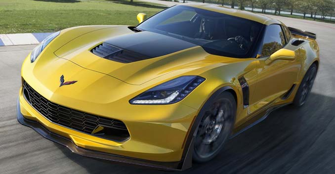 2015 Chevrolet Corvette ZO6 is GM's Most Powerful Car Ever
