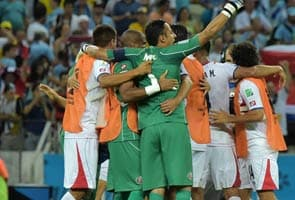 फीफा वर्ल्डकप : कोस्टा रिका ने उरूग्वे को हराकर बड़ा उलटफेर किया