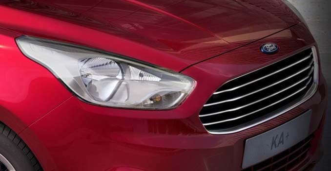 Ford Figo Sedan's Production Version Teased