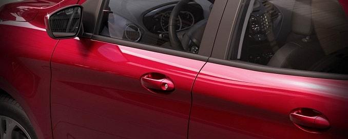 Ford Figo Sedan Interior