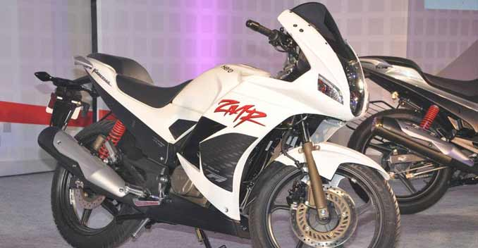 New Hero Karizma R And Zmr Silently Launched Ndtv Carandbike