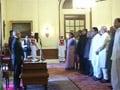 कमलनाथ ने 16वीं लोकसभा के प्रोटेम स्पीकर की शपथ ली