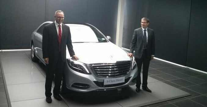 Mercedes S-Class' Cheaper Variant S 350 Launched in India