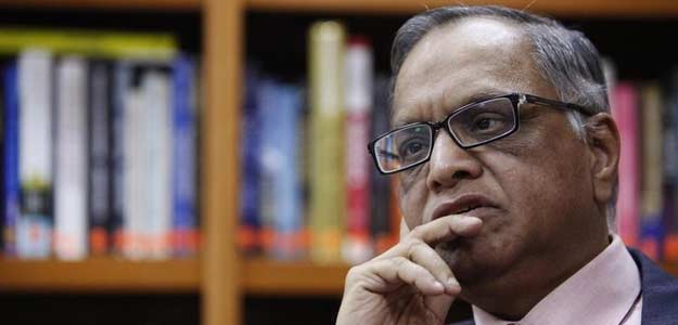 Narayana Murthy Says No Single Government Project Where Infosys Hasn't Lost Money