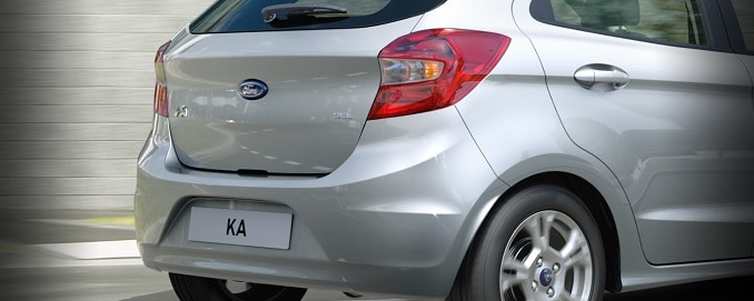 New Generation Ford Figo revealed