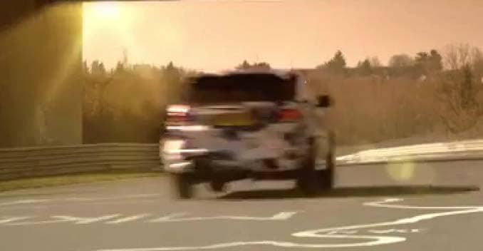 Range Rover RS Teased in New Video