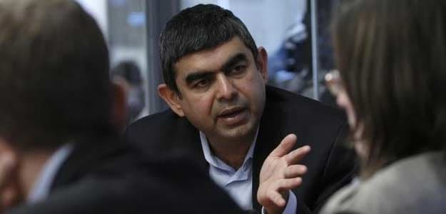 Vishal Sikka's New Mantra for Infosys Wows Analysts