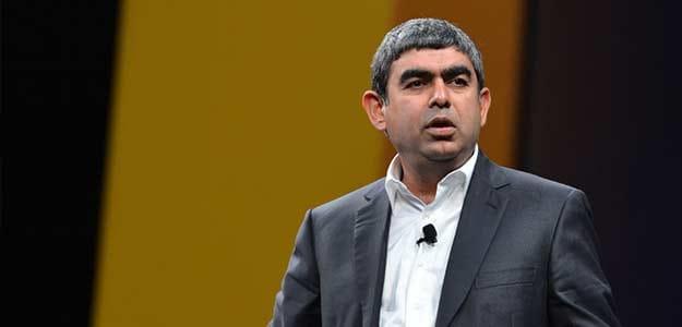 Infosys Names Vishal Sikka as new CEO, Shares Rally