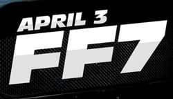 Fast & Furious 7 Coming on April 3rd 2015