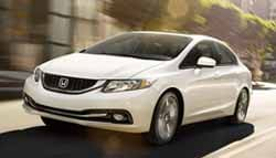 Honda Civic May Get Smaller and More Powerful Engine