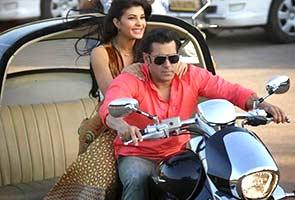 With Salman Khan's 'Kick', Sajid Sets New Record