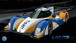 New LMP3 Class for Le Mans Series