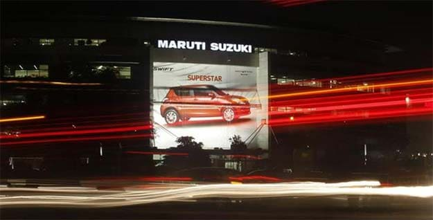 Maruti Suzuki Shares Rise After December Sales Surge 20%
