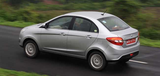 new launched car zestFirst Drive Tata Zest  NDTV CarAndBike