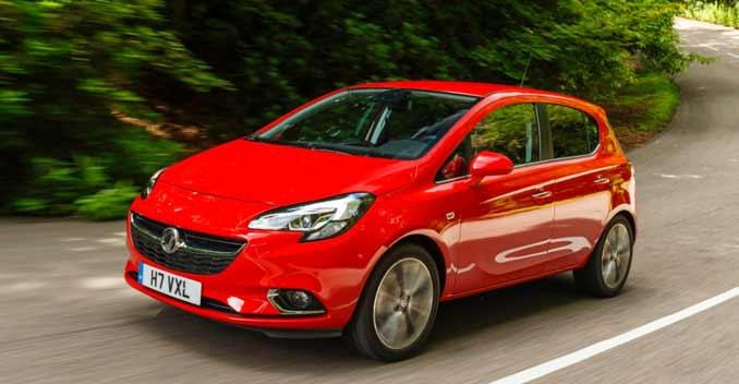 4th Generation Vauxhall Corsa Revealed