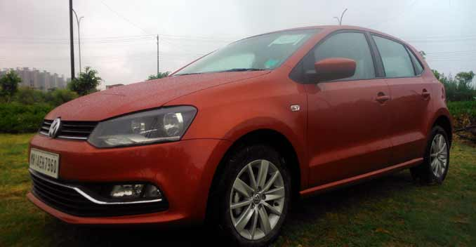 Volkswagen Polo facelift 2014 review