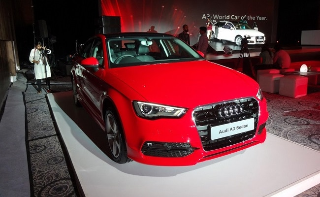 Audi A Sedan Launched In India Prices Start At Rs Lakh - Audi car 2015 price
